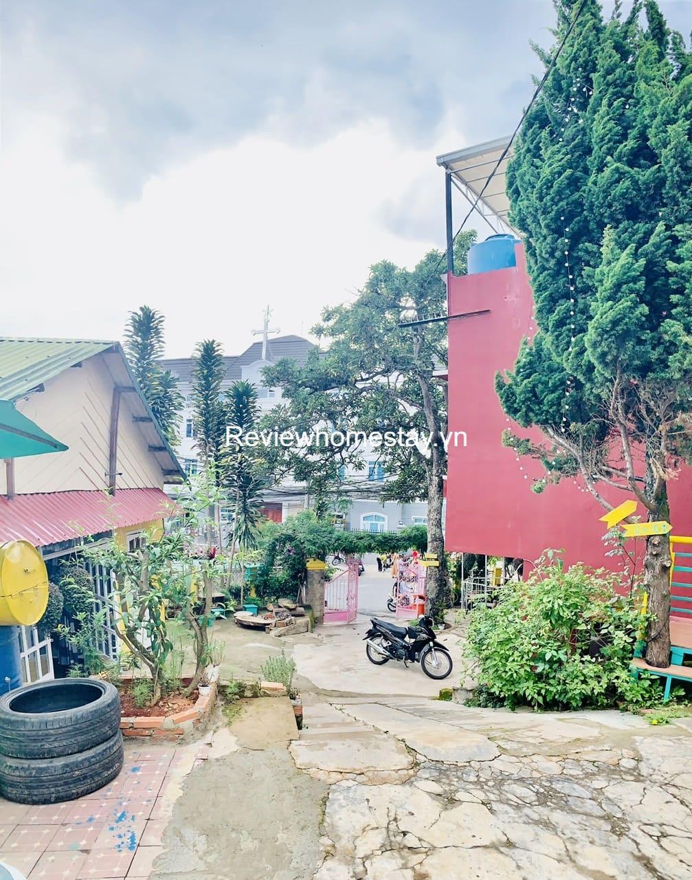 Top 30 Homestay Đà Lạt giá rẻ view đẹp gần trung tâm chợ đêm 300k