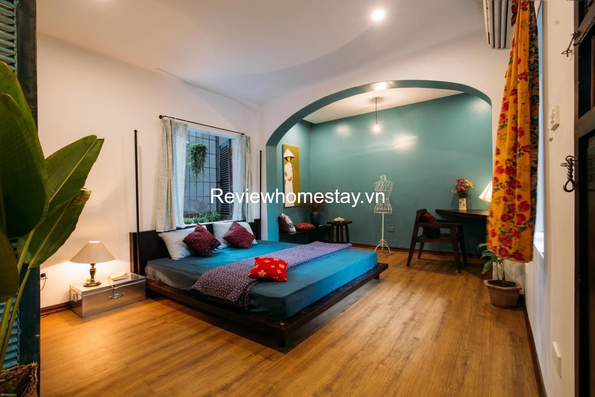 Top 30 Homestay Hà Nội giá rẻ đẹp gần quanh thủ đô, khu phố cổ