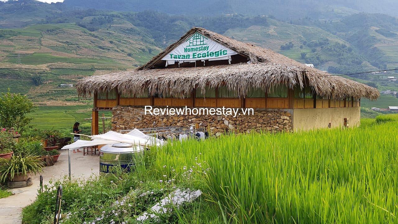 Top 20 Homestay Sapa Lào Cai giá rẻ view đẹp gần trung tâm chợ đêm