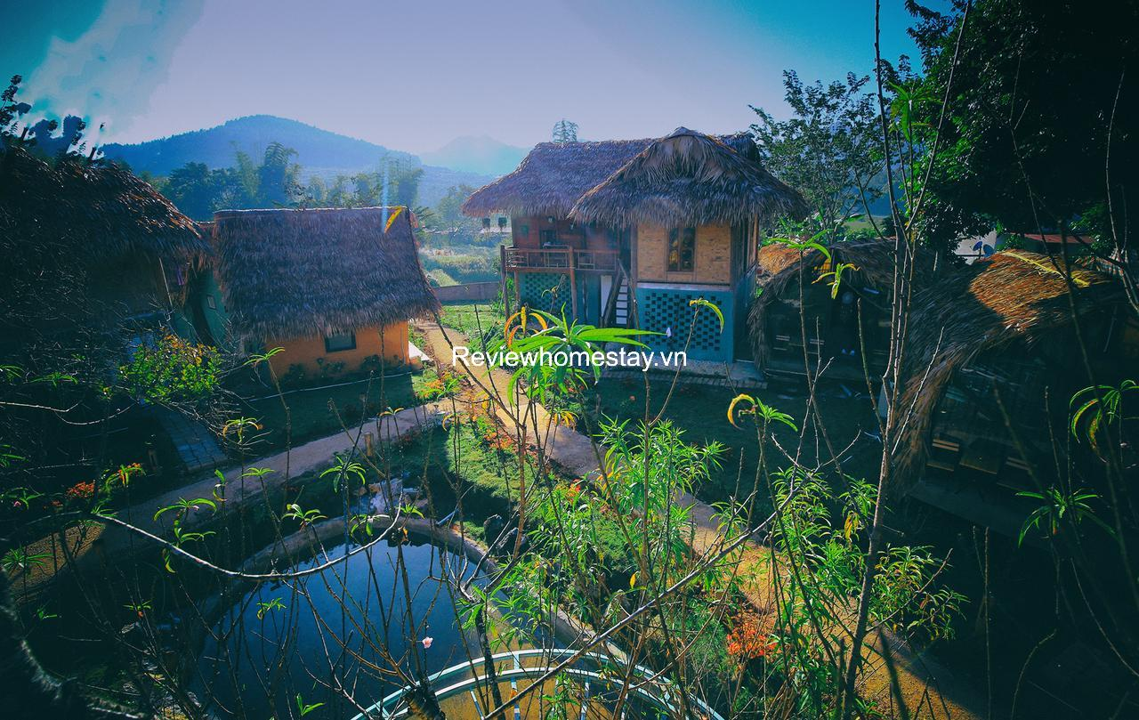 Top 20 Homestay Mộc Châu Sơn La giá rẻ view đẹp decor xinh tốt nhất