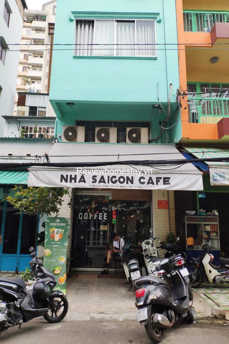 Top 30 homestay Sài Gòn - Hồ Chí Minh - TPHCM giá rẻ đẹp ở trung tâm