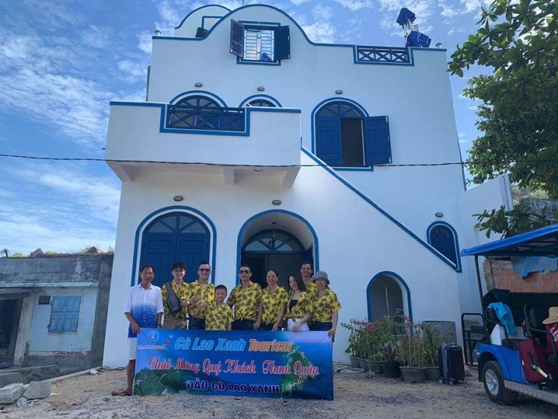 Top 15 khách sạn nhà nghỉ homestay Cù Lao Xanh giá rẻ đẹp gần biển