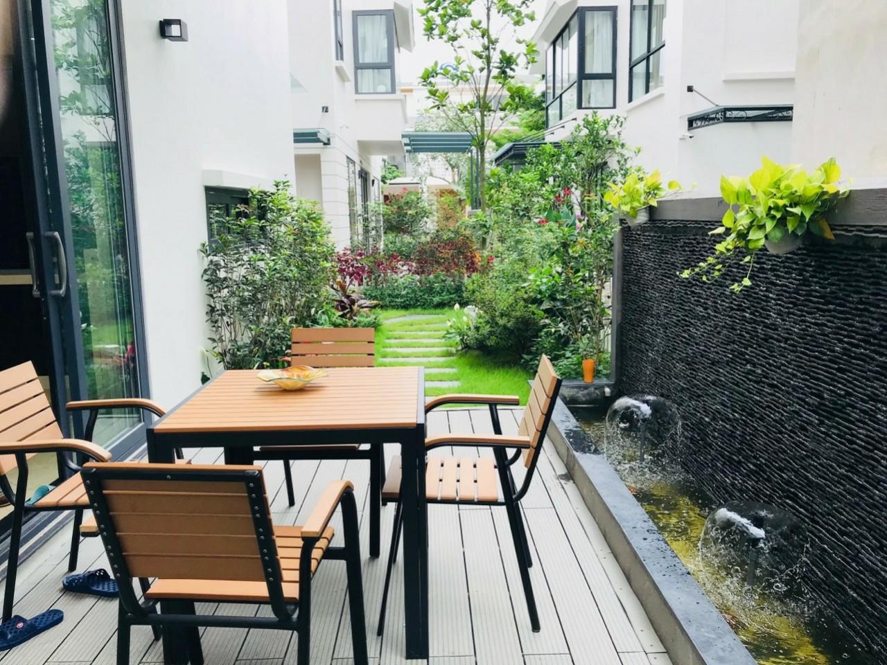 Top 10 Biệt thự villa homestay Ecopark view đẹp có hồ bơi cho thuê nguyên căn