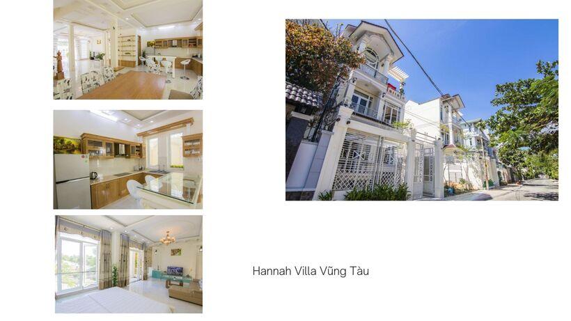 Top 20 Biệt thự villa Vũng Tàu giá rẻ đẹp gần biển có hồ bơi cho thuê