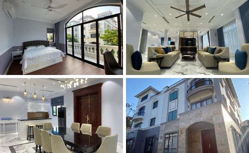 Top 15 Biệt thự villa Hạ Long giá rẻ đẹp view biển cho thuê nguyên căn