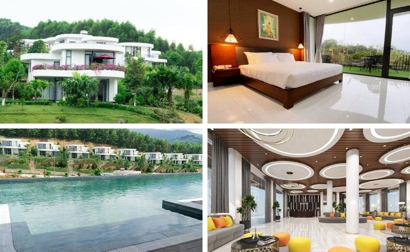 Top 10 Resort biệt thự villa Hòa Bình Mai Châu giá rẻ đẹp view núi rừng