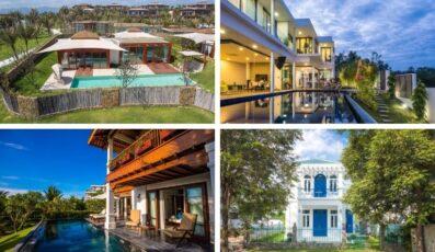 Top 20 Biệt thự villa Nha Trang giá rẻ view đẹp gần biển Bãi Dài có hồ bơi
