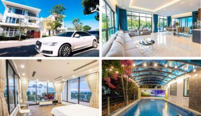 Top 10 Biệt thự villa FLC Sầm Sơn view biển đẹp ho thuê nguyên căn
