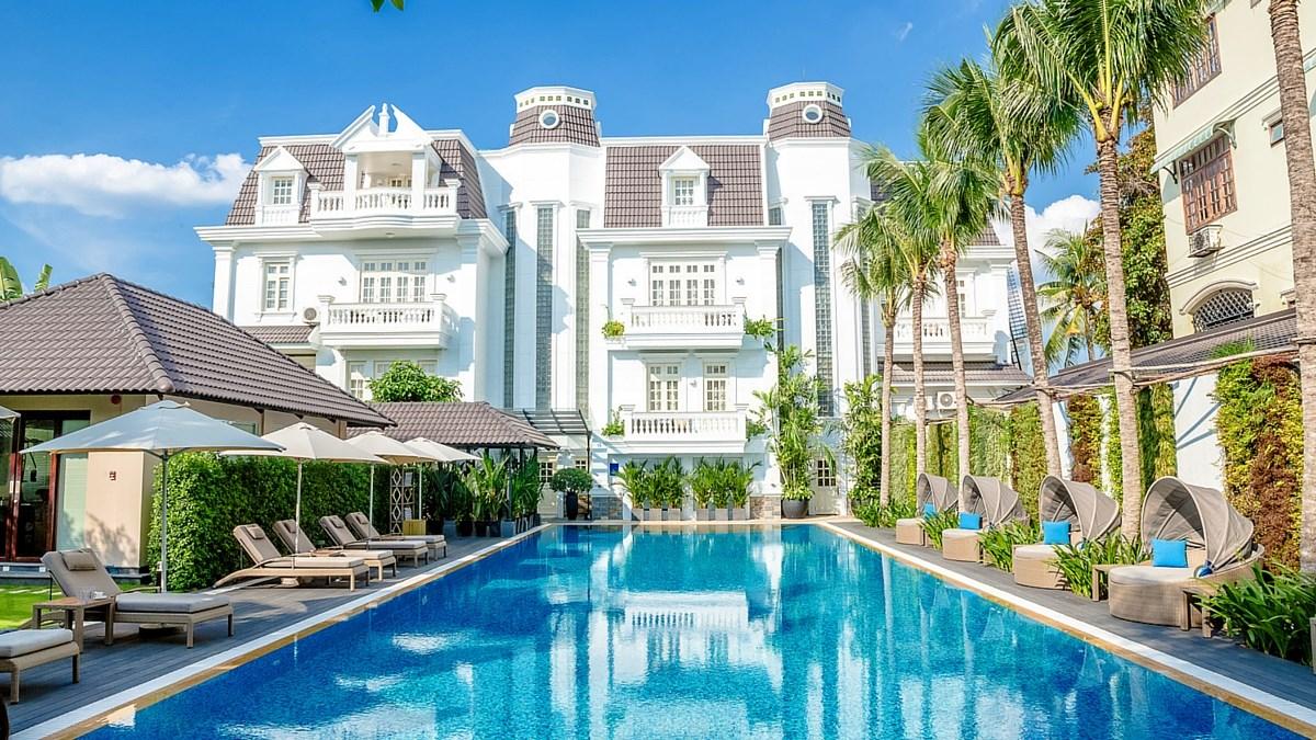 Top 15 Biệt thự villa Sài Gòn - Saigon - Hồ Chí Minh view sông đẹp nhất